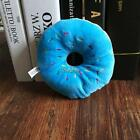 Funny Pet Toys Cat Dog Chew Squeaker Sound Toy Donuts Shaped Pet Plush UTAR 04