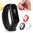 For Xiaomi Mi Band 3 Replacement Smart Watch Strap Bracelet Wrist Band Accessory