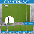 Golf Hitting Mat Home Practice Pad ( 3x4Ft 3x5Ft 4x4Ft 4x5Ft 5x5Ft )