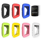 Silicone Case Cover + Screen Protector For Garmin Edge 520 GPS Bike Computer UK