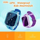 DS18 GPS SOS WiFi Anti-lost Kids Location Tracker Smart Watch Support SIM Card