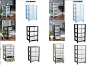 Wham Plastic Deep Drawers Chest Storage Holders Tower Containers Desk Organizer