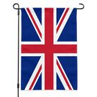 United Kingdom Great Britain Union Jack Country Flag Garden