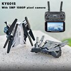 Foldable Aircraft KY601S Drone RC Quadcopter with Remote Control HD Camera 1080P