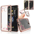 For Galaxy J3 J7 2018/J3 Star/J7 Aero/J7 Top/J7 Refine Crystal Bling New Case
