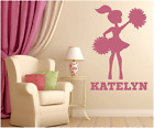 Metal Signs Home Decor CHEERLEADER W/ NAME 22