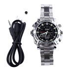 1080P 8GB 32GB Waterproof SPY Wrist Watch Hidden DVR Camera Cam Night Vision DV