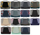 NEW Ruby Shoo Belfast Satchel Mini Briefcase Bag 15 Colourways Dee Daisy Ophelia