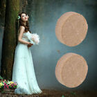 10Pcs Smoke Cake White Effect Show Photography Prop Aid Toy Divine Round Bomb
