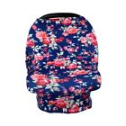 4 in1 Nursing Scarf Cover Up Apron for Baby Breastfeeding Car Seat Cover Canopy