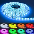5M-100M 5050 RGB LED Light Strip SMD Tape Car Outdoor Wall LED Waterproof DIY
