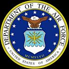 Seal of United States Air Force. Wall Art Repro Made in U.S.A Giclee Prints
