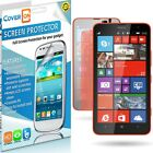 For Nokia Lumia 1320 Screen Protector Film - Mirrored Stick On Scratch Guard