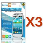 New HD Clear Anti Glare LCD Screen Protector Cover for HTC ONE SV LTE