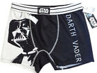 Star Wars Dark DV Mesh Vader Boxer Briefs (SMALL) - Black/White  -Lounge Shorts $8.77 USD on eBay