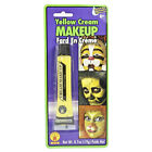 Cream Black White Green Yellow Red Orange Tube Costume Makeup Face Paint