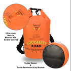 2-20L Sports Waterproof Dry Bag Backpack Pouch Floating Boating Kayaking Camping