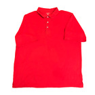 George Mens Performance Golf Wicking Collar Polo Shirt NWOT CHOOSE SIZE