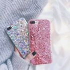 For Huawei Honor 9 Lite Luxury Bling Glitter Shockproof Silicone Case Cover