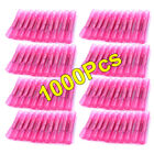 50/100/500/1000Pcs Insulated Heat Shrink Butt Wire Terminal Electrical Connector
