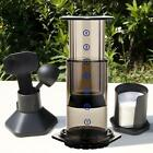 Filter Coffee Espresso Maker French Press Coffee Pot for AeroPress Machine UK