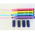 Highlight Pen 8 Colors Uesd For Notebook Label Scrapbook DIY Craft  Non Toxic
