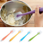 Useful Silicone Cake Cream Butter Spatula Mixing Batter Scraper Baking Cook Tool