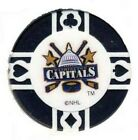 Washington Capitals NHL Hockey Poker Chips Card Guards (Pre 2007) Various Colour $1.0 CAD on eBay