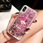 NEW Cute Flaming Dynamic Liquid Glitter Fashion Phone Case Cover For HUAWEI