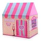 Kids Baby Play Tent House Playhouse Cute Indoor Outdoor Portable Foldable Gift