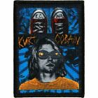 NIRVANA : Negative Creep, Smiley, Wings, Paint, Nevermind : Sew /Iron On Patch
