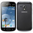 New  in Box Samsung Galaxy S Trend Duos S7562i GSM Unlocked-Dual Sim-white/Black
