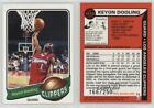 2000-01 Topps Gallery Heritage Proof 250 #H10 Keyon Dooling Los Angeles Clippers
