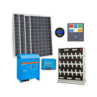 Victron Powered Off Grid Solar Kit - 3kW PV Array | 17.7kW/h Japanese Lead Ca...