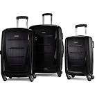 3-Piece Samsonite Winfield 2 Fashion Hard side Luggage Set N