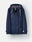 Joules Y Coast Waterproof Hooded Jacket   - French Navy