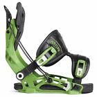 Flow Snowboard Bindings - NX2 - Rear Entry, Reclining, High Back - 2019
