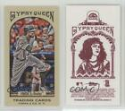 2011 Topps Gypsy Queen Mini Red Back Dexter Fowler #320