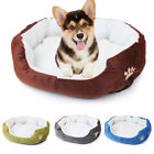 Creative Cute Puppy Dog Warm Beds For Small Dogs/Cats/Rabbits House Pet Basket