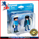 Police Toy Figures Playmobil 9218 Collectable Policeman And Burglar Duo Pac Gift