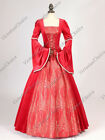 Medieval Renaissance Game of Thrones Queen Velvet Dress Ball Gown Theater 129