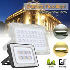 LED Flood Light 10W-250W Outdoor Security Spotlight Flood Warm Cool White IP65