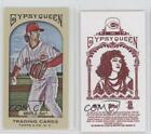 2011 Topps Gypsy Queen Mini Red Back #195 Bronson Arroyo Cincinnati Reds Card