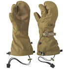 Outdoor Research Firebrand Trigger Finger Mitts Gore-tex Coyote Brown USA MadeTactical Gloves - 177898