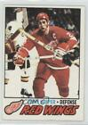 1977-78 Topps #16 Terry Harper Detroit Red Wings Hockey Card $1.39 USD on eBay