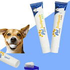 Edible Pet Dog Cat Toothpaste Teeth Cleaning Care Oral Hygiene Supplies Novelty