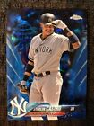 2018 Topps Chrome Sapphire Limited Complete Your Set #1-350 Print Run /285 RC
