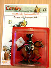 Del Prado Cavalry Of The Napoleonic Wars Choice of Issues 1 - 120 Figure+Booklet