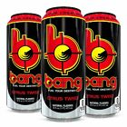 VPx Bang Energy Drink - 12 Pack BRAND NEW + FREE Shipping BEST PRICE