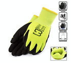 Better Grip BGWANS3/4 Safety Winter Insulated Double Lining Rubber Coated Glove